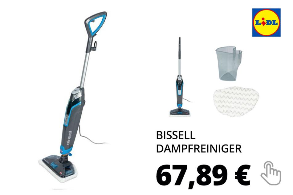 Bissell Dampfreiniger »Powerfresh Titanium 2113N«