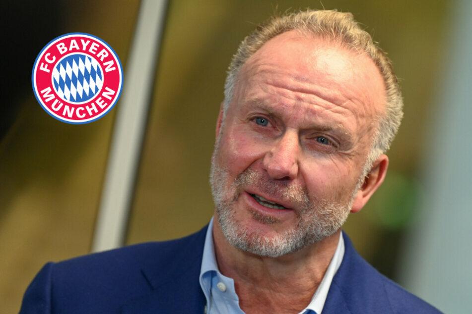 """Bayern-Boss Rummenigge glaubt nicht an das Projekt """"Super League"""""""