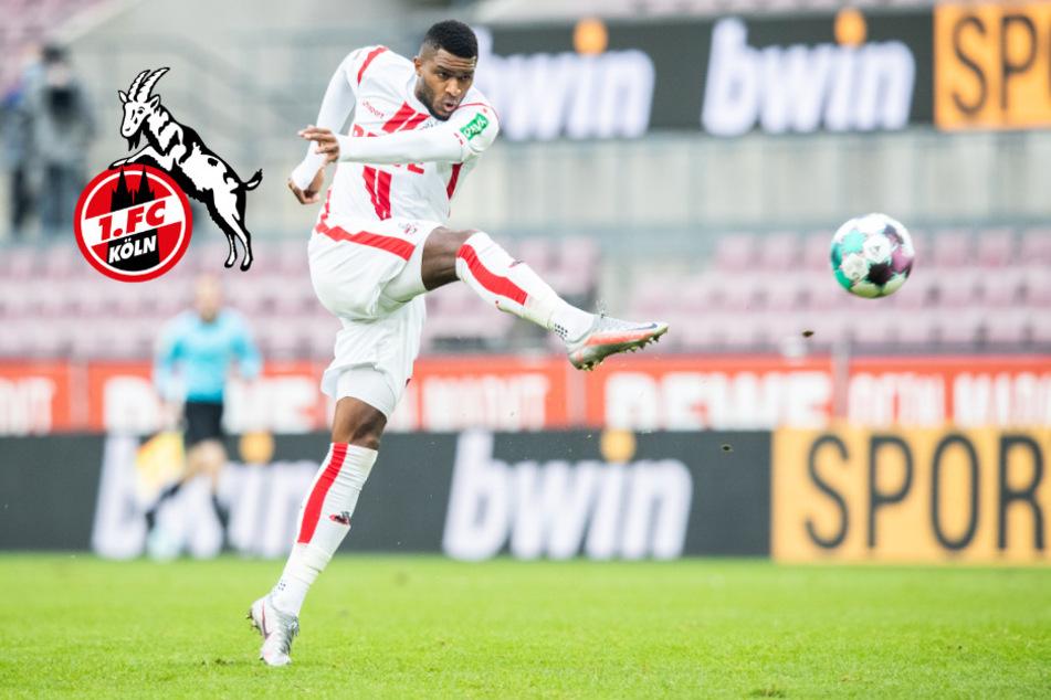 1. FC Köln: Anthony Modeste startet im Pokal gegen Osnabrück