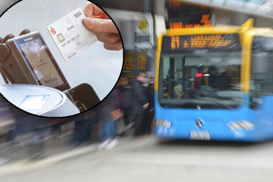 CVAG schafft Bargeld in Bussen ab: Wo sollen Kinder und Rentner ihre Tickets kaufen?