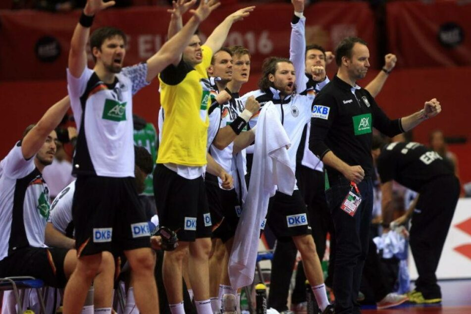 Jungs, ihr seid der Hammer! Handballer im EM-Finale!