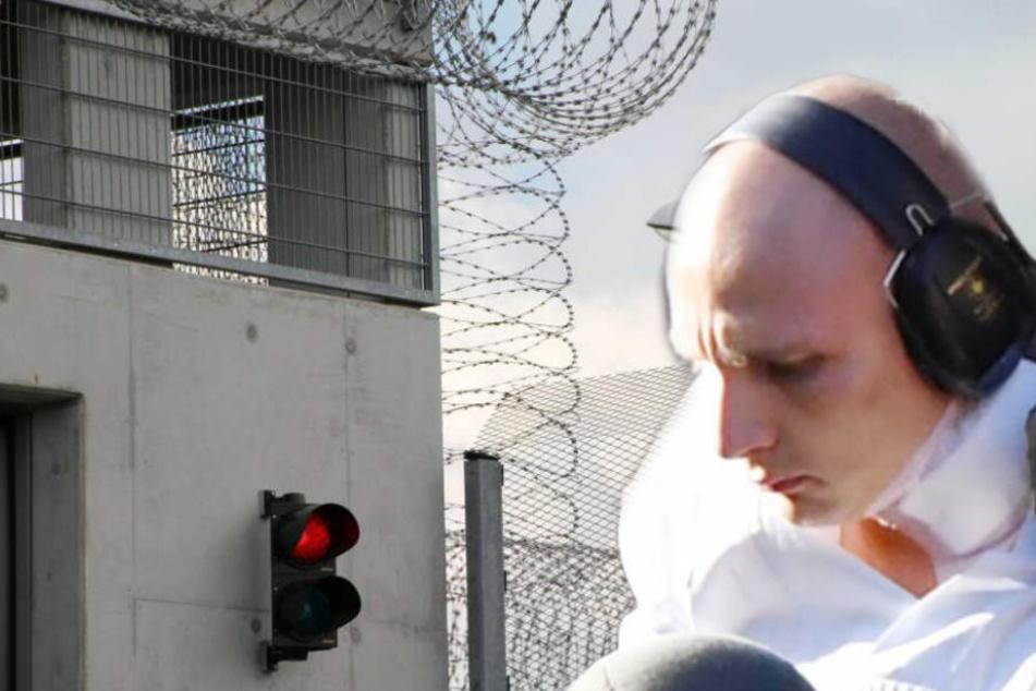 Halle-Attentäter nach Fluchtversuch in Hochsicherheits-Knast verlegt