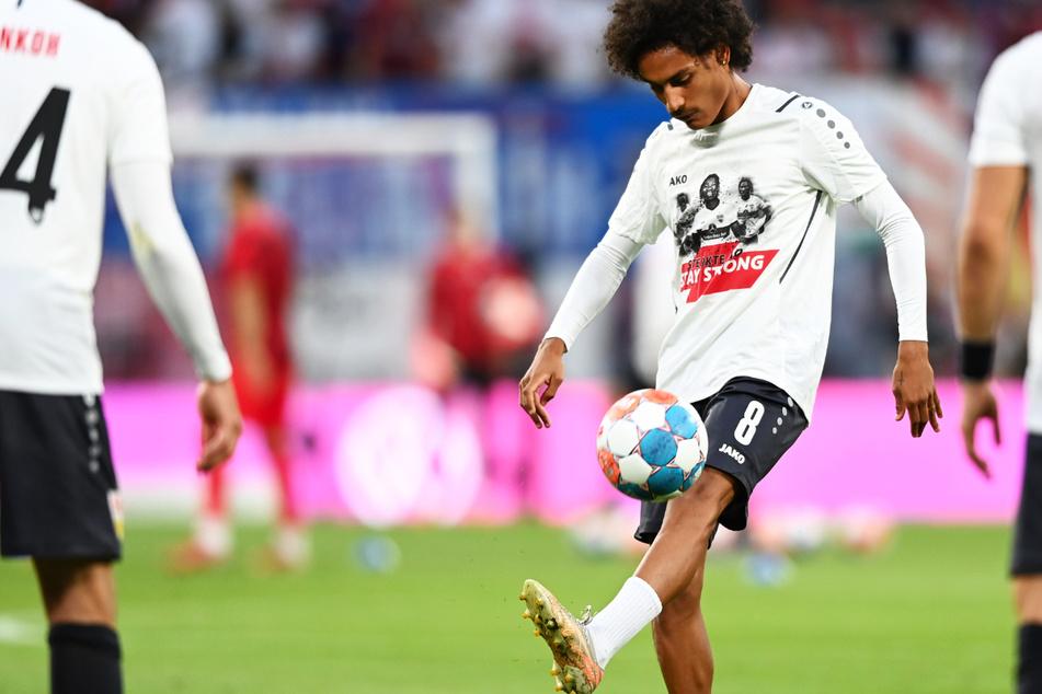 Enzo Millot (19) wird dem VfB erstmal fehlen.