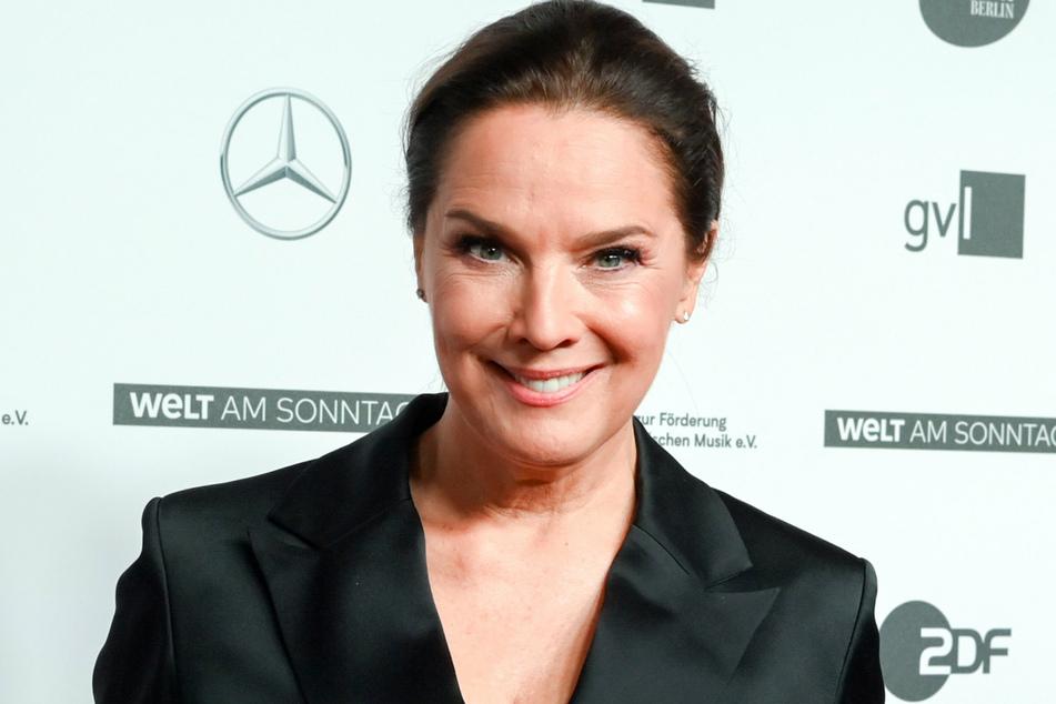 Desirée Nosbusch (56) führte schon bei anderen ZDF-Klassik-Events durchs Programm.