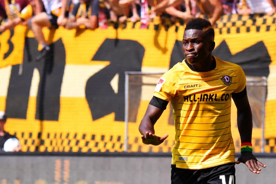Ex-Dynamo Koné trifft und erklimmt mit Nimes die Tabellenspitze der Ligue 1!