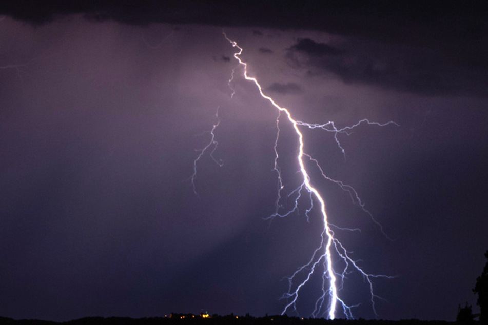 Hier schlagen Blitze am häufigsten in Deutschland ein