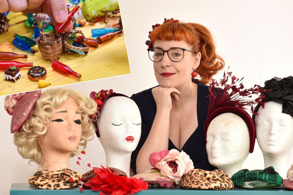 Dresden: Modemacherin völlig aus der Zeit gefallen: Bei Clara kommt nur Vintage auf den Kopf