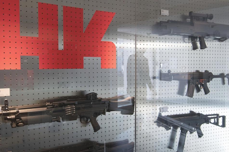 BGH überprüft Urteil zu illegalen Waffenexporten von Heckler & Koch