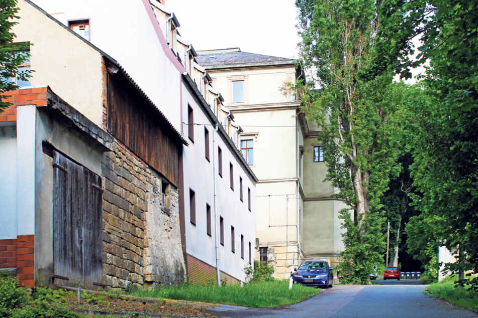 Der Ort des Geschehens: Das Rittergut von Bärenklause heute.