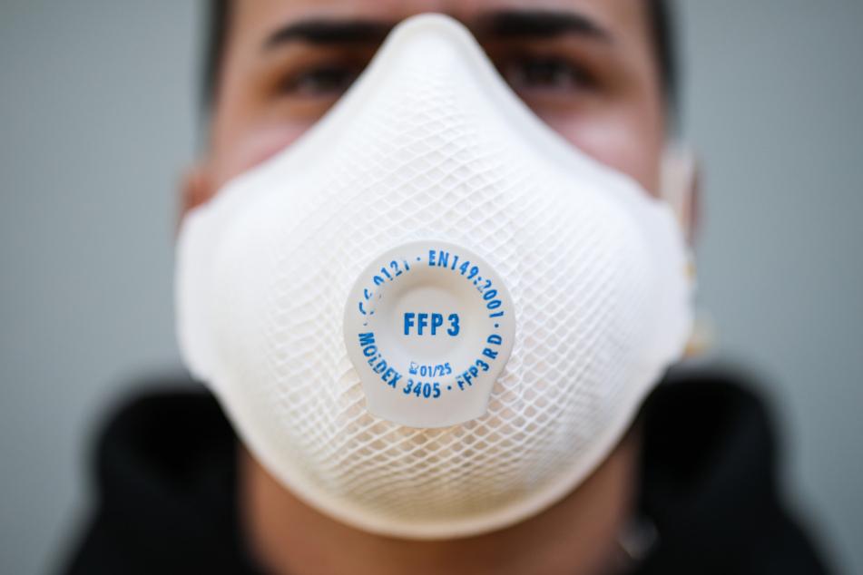 Die Maskenpflicht wurde diese Woche angeordnet (Symbolfoto).
