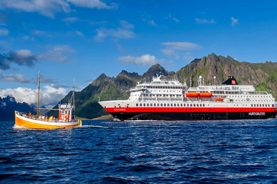 Hamburg wird Heimathafen von Kreuzfahrtschiff für Expeditionen