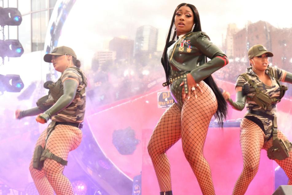 "Rapperin Megan Thee Stallion feiert weiblichen Körper in ihrer Single ""Body"""
