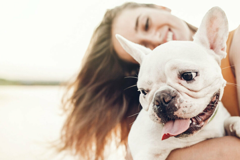 """Why you should say """"I love you"""" to your dog more often"""