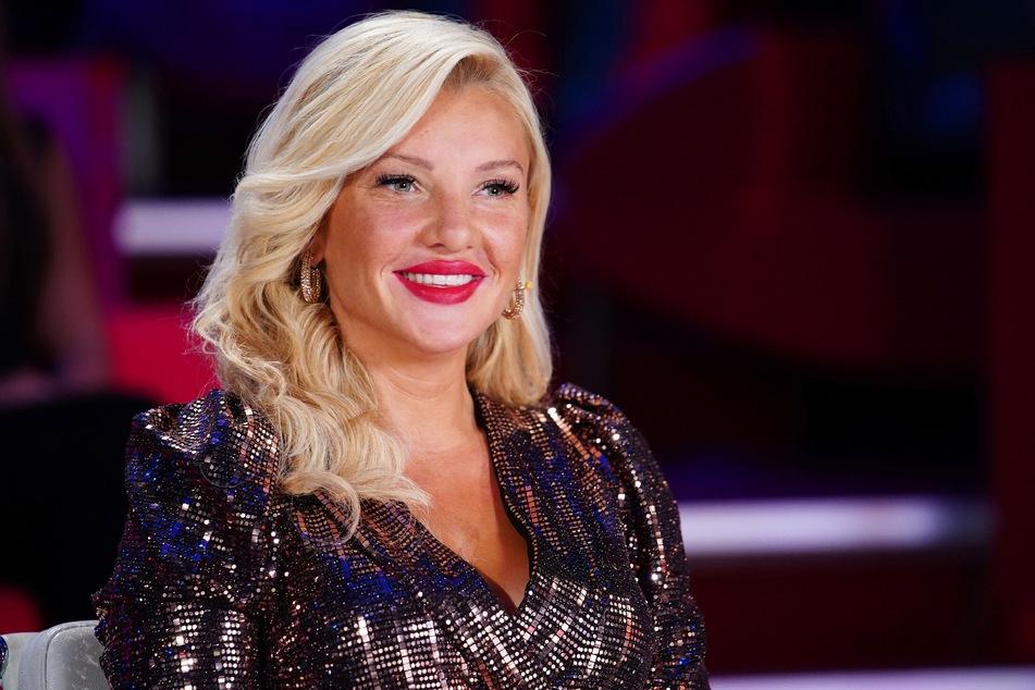 """Evelyn Burdecki (32) ist die einzige Frau in der """"Supertalent""""-Jury 2020."""