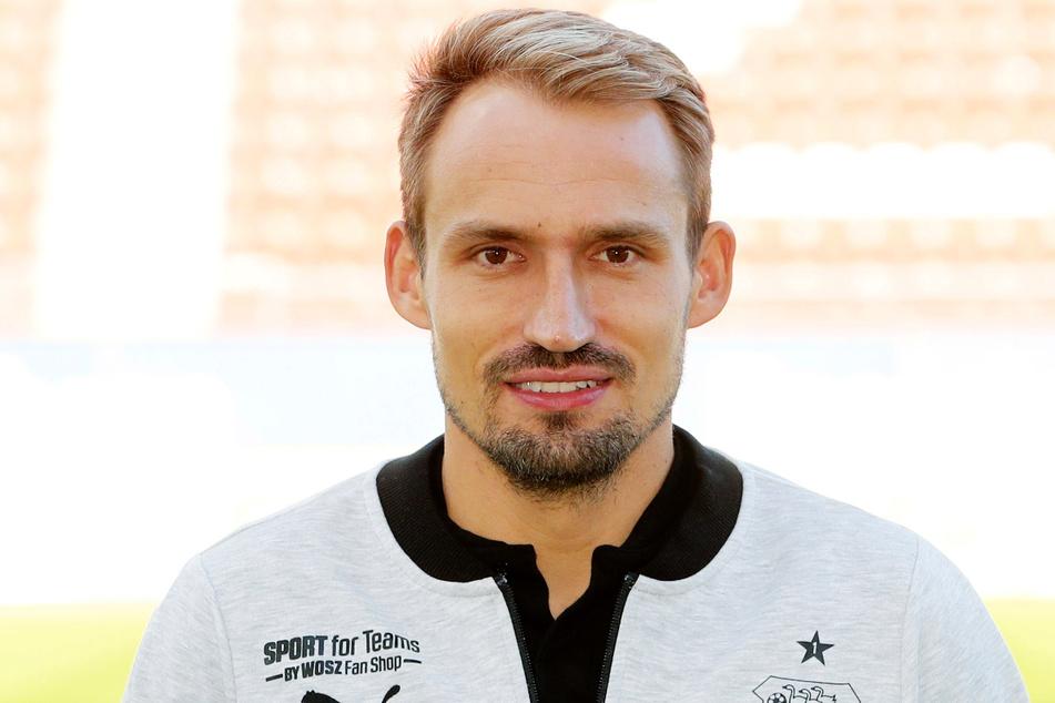 FSV-Sportchef Toni Wachsmuth (34) freut sich über die zahlreichen FSV-Fans, die am Samstag ins Stadion dürfen.