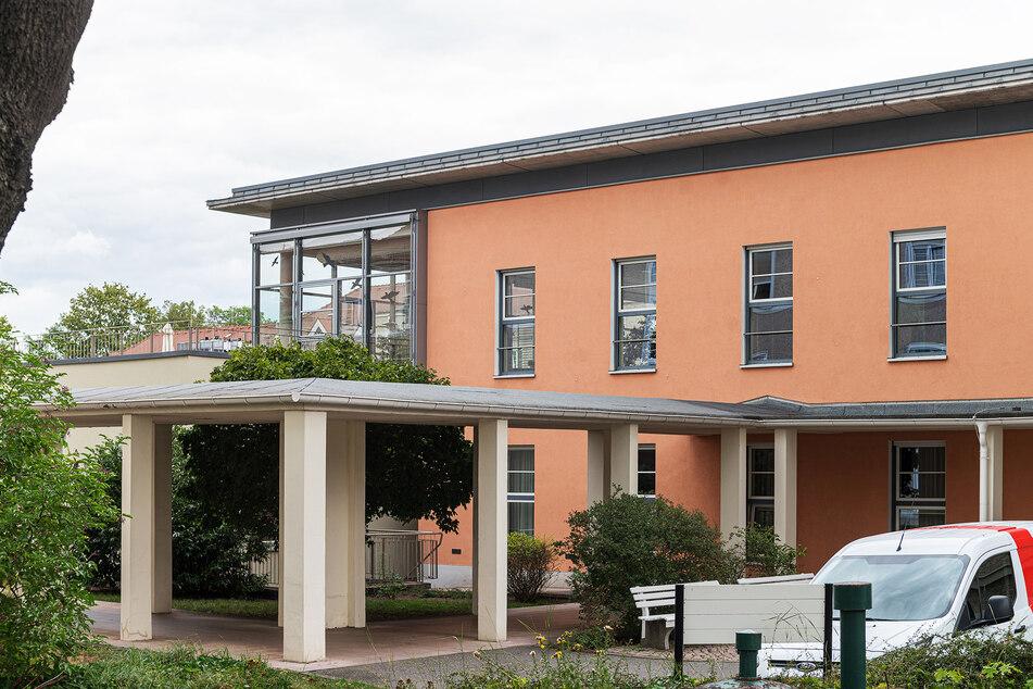 In dieser Abteilung im Krankenhaus Neustadt griff der Dieb dreist zu.