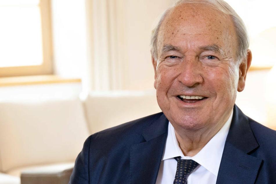 Dr größte Lufthansa-Aktionär, der Milliardär und Industrielle Heinz Hermann Thiele, hat bereits seine Zustimmung für das Rettungspaket angekündigt (Archivbild).