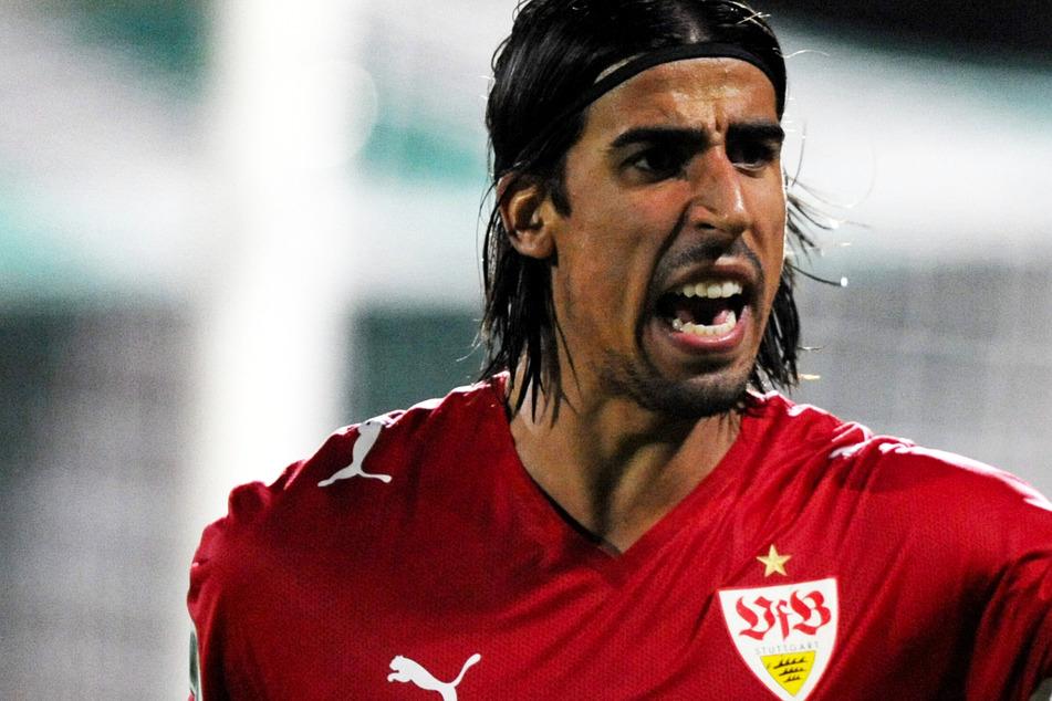 Sami Khedira (33) feierte im Dress des VfB Stuttgart den Deutschen Meistertitel.