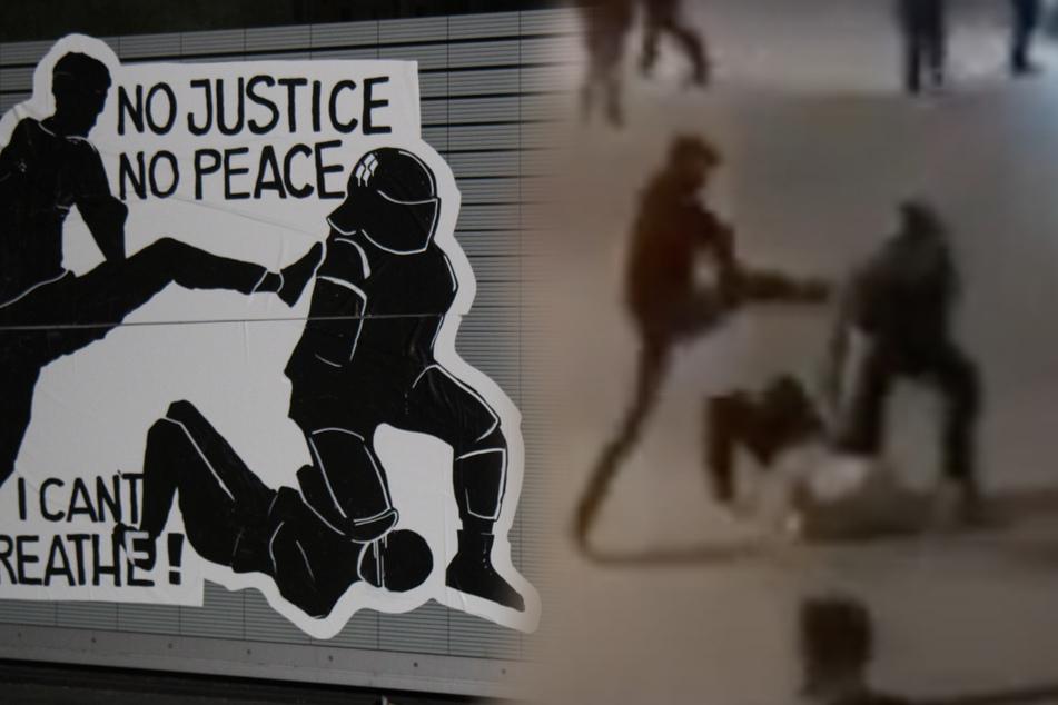 "Stuttgart: ""Bullenhass legitim"": Linksradikale feiern Randalierer, der Polizisten in den Rücken sprang"
