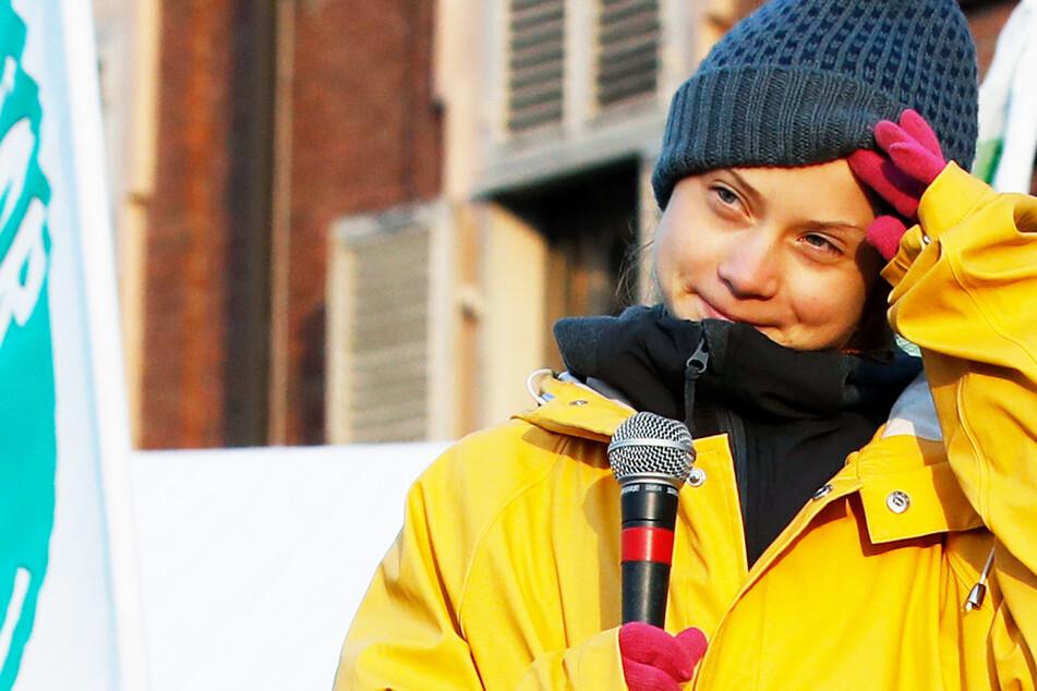 Greta Thunberg: Greta Thunberg will Männer mit kleinen Penissen treffen
