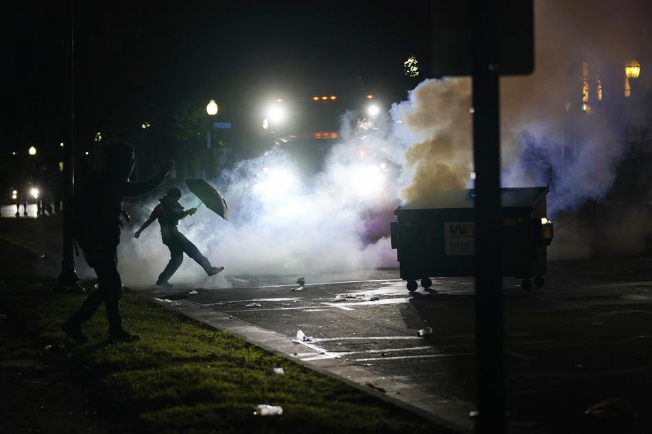 Nach Schüssen auf Schwarzen: Trump schickt Sicherheitskräfte nach Wisconsin