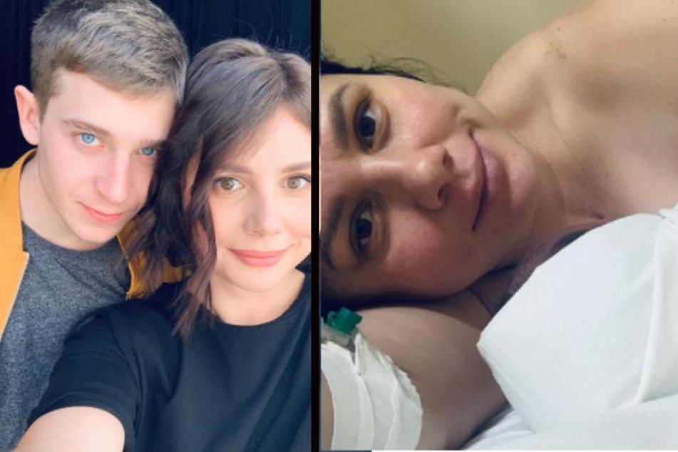 Frau ist mit ihrem Stiefsohn verheiratet: Nun hat sie ihr gemeinsames Kind auf die Welt gebracht