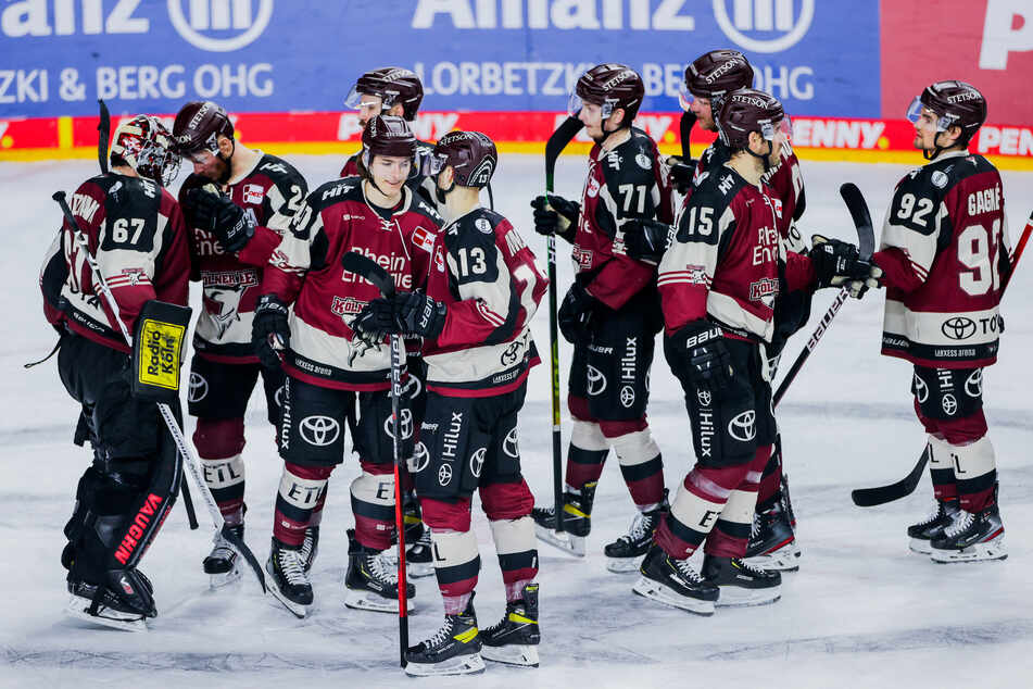 Adler Mannheim gewinnt Eishockey-Klassiker gegen Kölner Haie