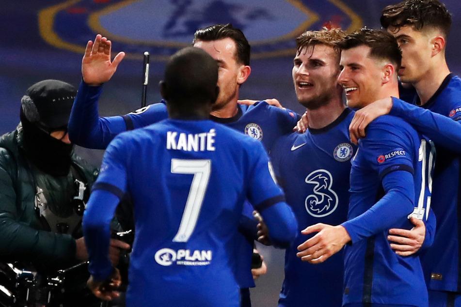 Timo Werner köpft FC Chelsea ins Finale und haut Real Madrid um Toni Kroos raus!