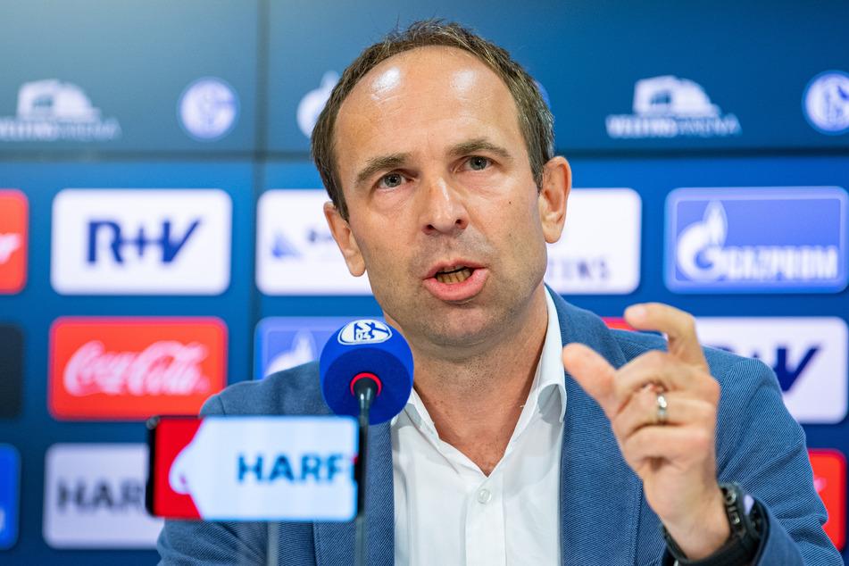 Der FC Schalke 04 verliert im Sommer Alexander Jobst (47).