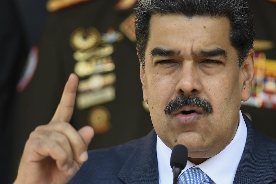 Nicolás Maduro (57) gratuliert Joe Biden (77) und Kamala Harris (56).