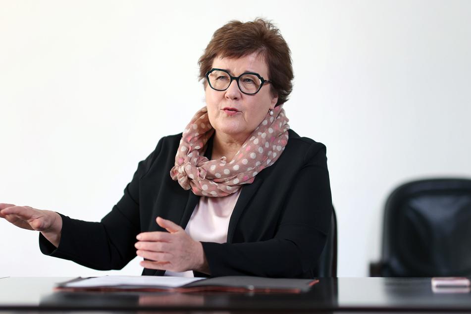 Gesundheitsministerin Petra Grimm-Benne (58, SPD) befürwortet den Einsatz von Laien-Selbsttests.