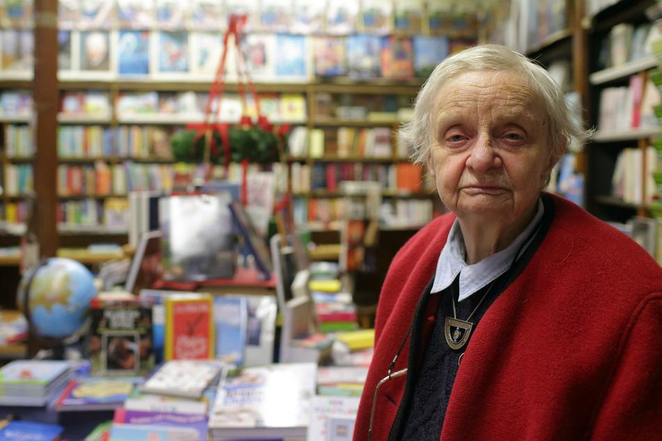 Buchhändlerin Helga Weyhe (†98) ist Anfang der Woche tot in ihrer Wohnung gefunden worden. Archivbild)