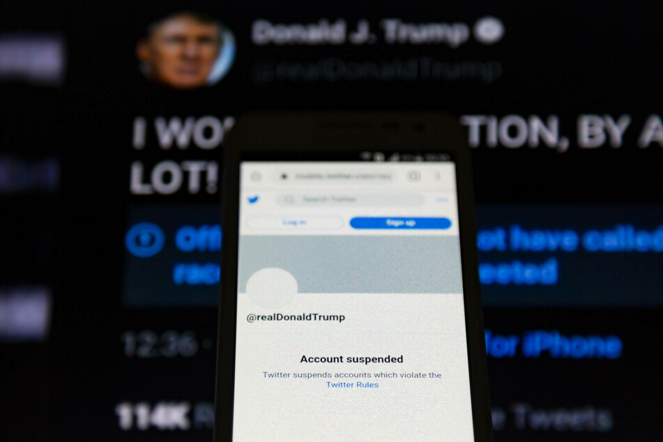 Donald Trump was permanently booted off Twitter in the wake of the January 6 Capitol attack.