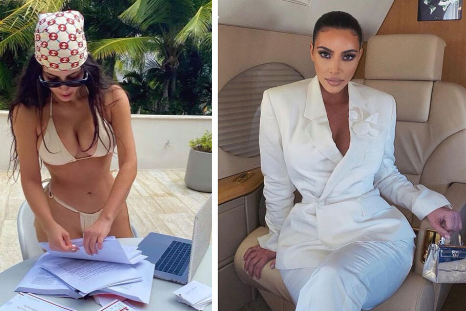 Kim Kardashian has a major fail and questions her future as a lawyer