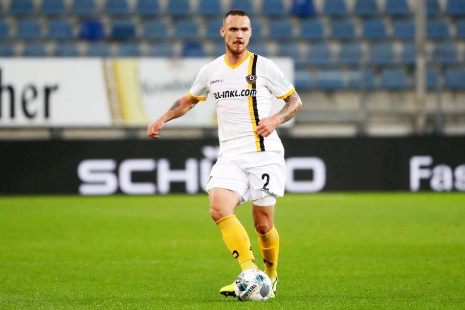 Linus Wahlqvist kam für Dynamo Dresden in zwei Spielzeiten auf 55 Einsätze (fünf Vorlagen). (Archivbild)