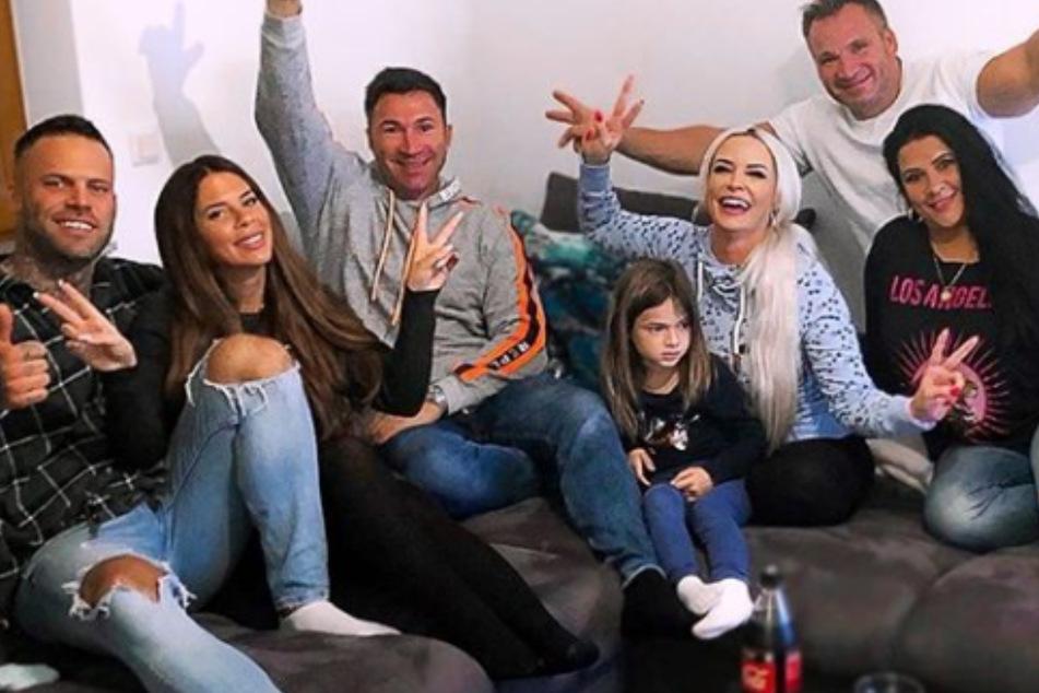 """Daniela Katzenberger: Nach Aus bei """"Sommerhaus der Stars"""": Iris Klein feiert mit ihrer Familie, Fans trösten sie"""