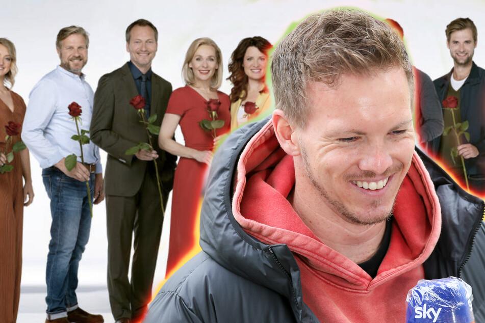 """Rote Rosen: """"Rote Rosen"""": Julian Nagelsmann bekommt Gastrolle angeboten"""