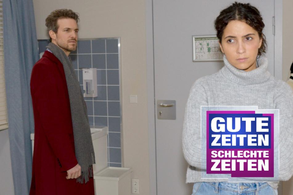 GZSZ: GZSZ: Verliert Laura nach dem Autounfall ihr Baby?