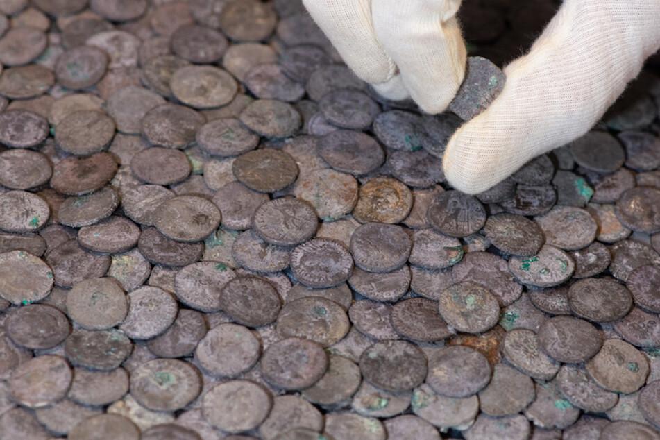 Mit der bedeutendste Fund in Deutschland: Jahrtausende altes Silber entdeckt