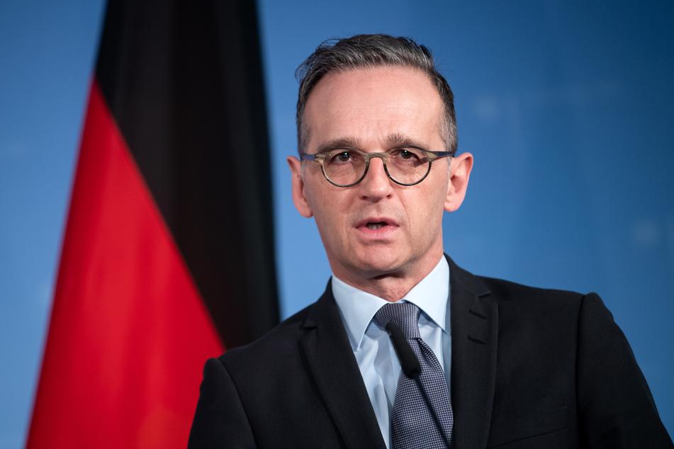 Heiko Maas (53, SPD).