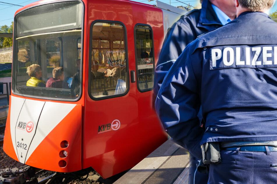 Köln: Mann hantiert in Kölner Bahn mit Pistole, Polizistin zögert nicht lange