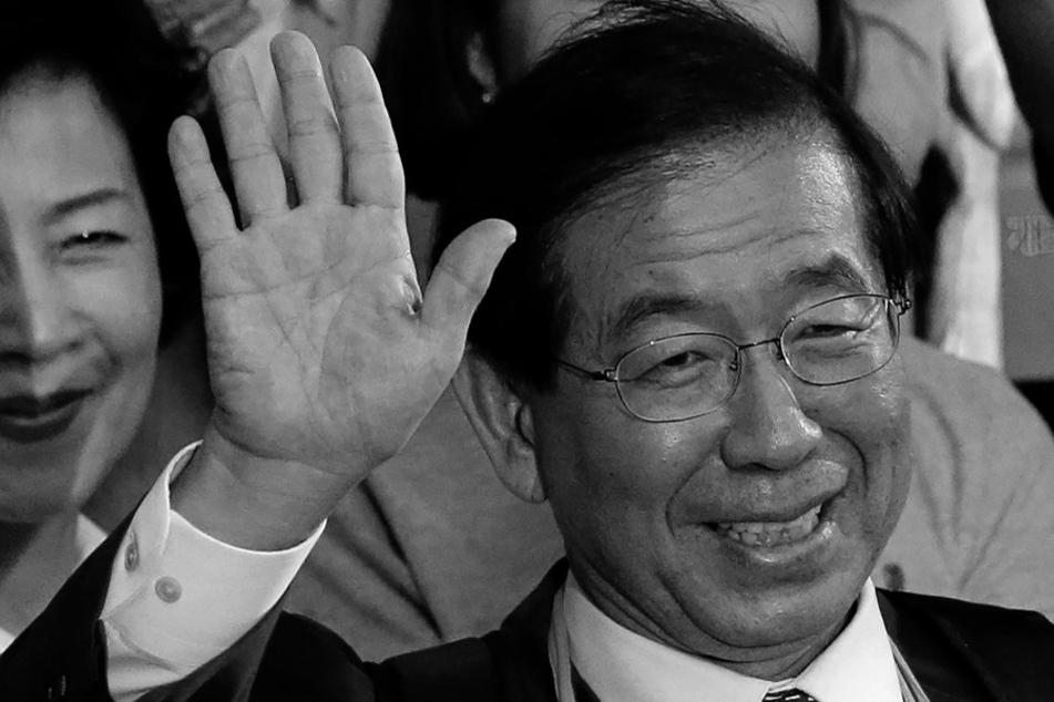 Bürgermeister von Seoul nach Suche tot aufgefunden