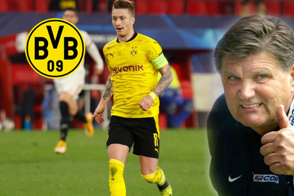 """""""Hemd aus der zweiten Liga"""": Hans Meyer war skeptisch gegenüber Reus"""