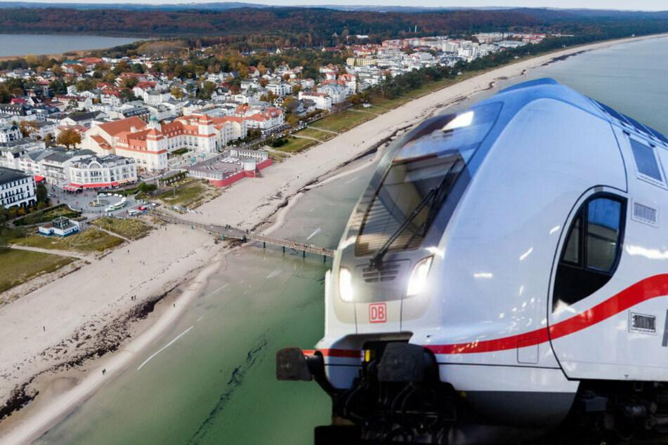 An die Ostsee! Neue Direktverbindung zwischen Dresden und Rügen