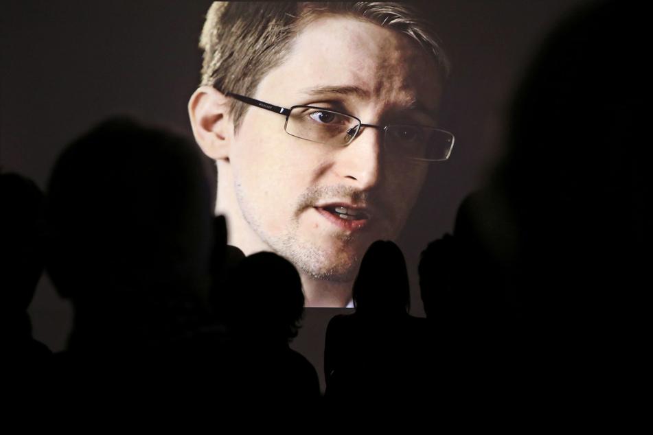 Edward Snowden (37) bei einer Pressevorführung in Hamburg in dem Jahr 2015. (Archivbild)