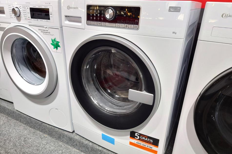 Höffner verkauft Bauknecht-Waschmaschinen super günstig