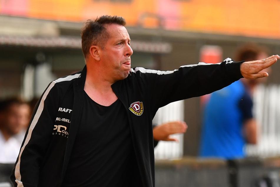 Dynamo-Coach Markus Kauczinski.