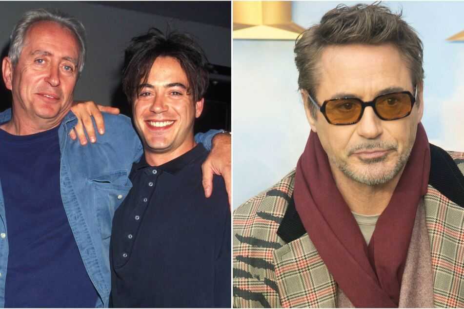 Robert Downey Jr. mourns the loss of his father, Hollywood legend Robert Sr.