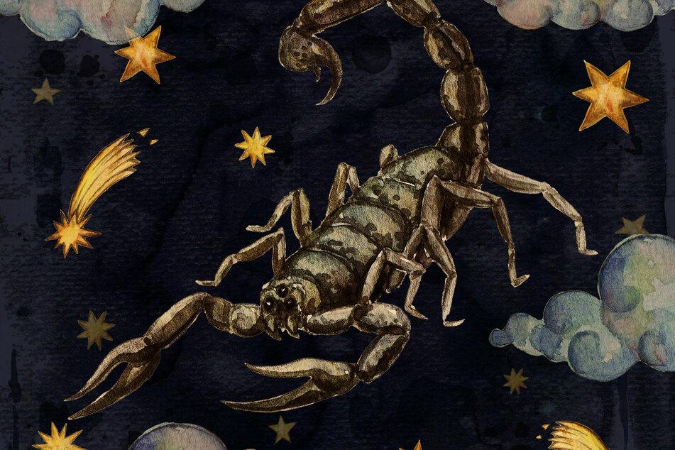 Dein Wochenhoroskop für Skorpion vom 07.06. - 13.06.2021.