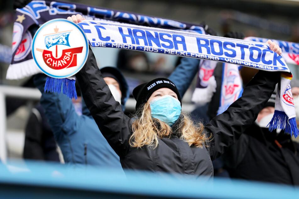 Hammer für Hansa Rostock: 7500 Fans dürfen ins Ostseestadion!